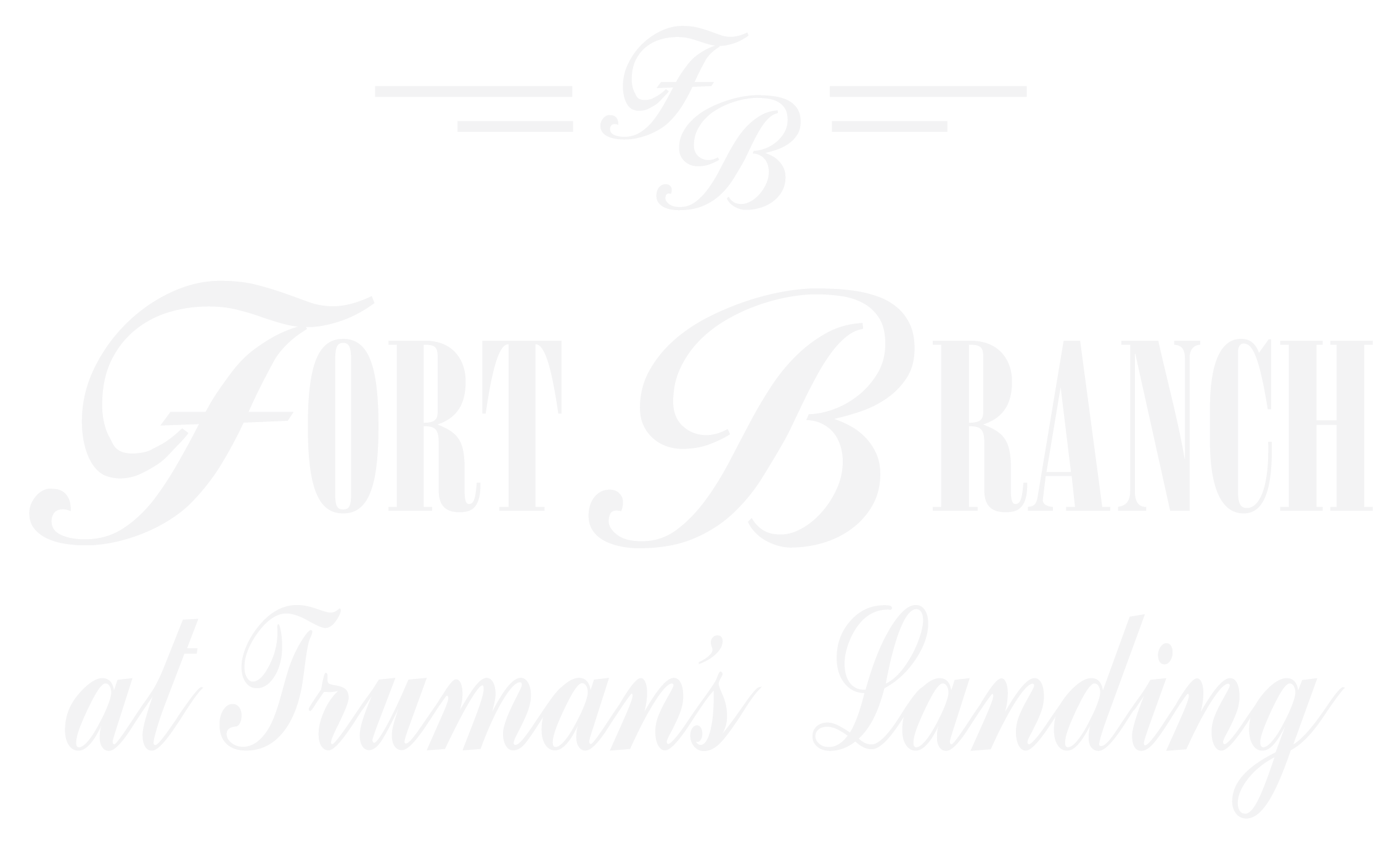 Fort Branch at Truman's Landing